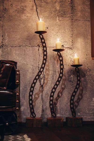 KERZEMSTÄNDER Candle