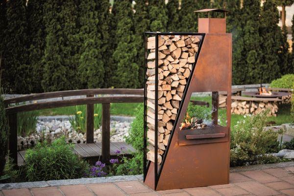 Kamin ---GRILL--- Barbecue